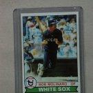 1979 Topps Baseball #88 Bob Molinaro White Sox Pack Fresh