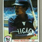 1979 Topps Baseball #127 Thad Bosley White Sox Pack Fresh