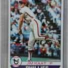 1979 Topps Baseball #136 Jim Kaat Phillies Pack Fresh
