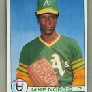 1979 Topps Baseball #191 Mike Norris A's Pack Fresh