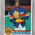 1979 Topps Baseball #203 JR Richard Astros Record Breaker Pack Fresh