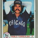 1979 Topps Baseball #242 Pablo Torrealba White Sox Pack Fresh