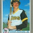 1979 Topps Baseball #247 Tucker Ashford Padres Pack Fresh