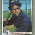 1979 Topps Baseball #275 Junior Moore White Sox Pack Fresh