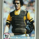 1979 Topps Baseball #342 Dave Roberts Padres Pack Fresh