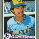 1979 Topps Baseball #357 Jerry Augustine Brewers Pack Fresh