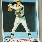 1979 Topps Baseball #383 Phil Garner Pirates Pack Fresh