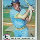 1979 Topps Baseball #396 Bill Plummer Mariners Pack Fresh