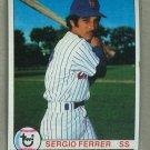 1979 Topps Baseball #397 Sergio Ferrer RC Mets Pack Fresh