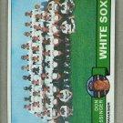 1979 Topps Baseball #404 White Sox Team Checklist Pack Fresh