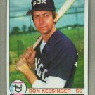 1979 Topps Baseball #467 Don Kessinger White Sox Pack Fresh