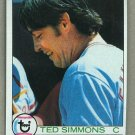 1979 Topps Baseball #510 Ted Simmons Cardinals Pack Fresh