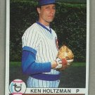 1979 Topps Baseball #522 Ken Holtzman Cubs Pack Fresh