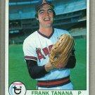 1979 Topps Baseball #530 Frank Tanana Angels Pack Fresh
