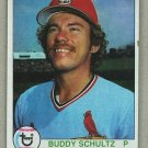 1979 Topps Baseball #532 Buddy Schultz Cardinals Pack Fresh