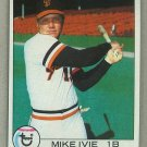 1979 Topps Baseball #538 Mike Ivie Giants Pack Fresh
