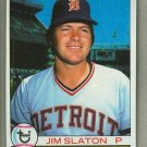 1979 Topps Baseball #541 Jim Slaton Tigers Pack Fresh