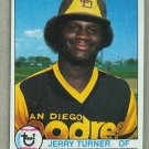 1979 Topps Baseball #564 Jerry Turner Padres Pack Fresh