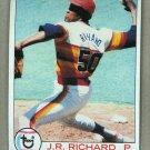 1979 Topps Baseball #590 JR Richard Astros Pack Fresh