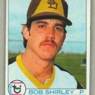 1979 Topps Baseball #594 Bob Shirley Padres Pack Fresh