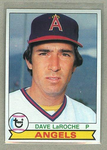 1979 Topps Baseball #601 Dave LaRoche Angels Pack Fresh