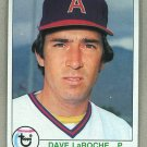 1979 Topps Baseball #601 Dave LaRoche Angels Pack Fresh