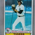 1979 Topps Baseball #625 Mark Fidrych Tigers Pack Fresh