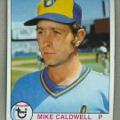 1979 Topps Baseball #651 Mike Caldwell Brewers Pack Fresh