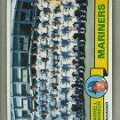 1979 Topps Baseball #659 Mariners Team Checklist Pack Fresh