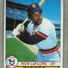 1979 Topps Baseball #660 Ron LeFlore Tigers Pack Fresh