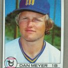 1979 Topps Baseball #683 Dan Meyer Mariners Pack Fresh
