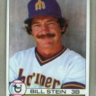 1979 Topps Baseball #698 Bill Stein Mariners Pack Fresh