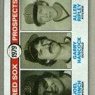 1979 Topps Baseball #702 Finch/Hancock/Ripley Red Sox Pack Fresh