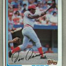 1982 Topps Baseball #785 Dan Driessen Reds Pack Fresh