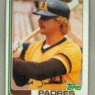 1982 Topps Baseball #764 Steve Swisher Padres Pack Fresh