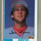 1982 Topps Baseball #763 Tom Hume Reds Pack Fresh