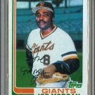 1982 Topps Baseball #754 Joe Morgan Giants Pack Fresh
