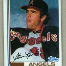 1982 Topps Baseball #702 Steve Renko Angels Pack Fresh