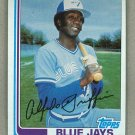 1982 Topps Baseball #677 Alfredo Griffin Blue Jays Pack Fresh