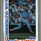 1982 Topps Baseball #651 Carl Yastrzemski Pack Fresh