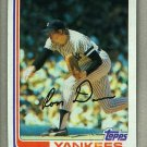 1982 Topps Baseball #635 Ron Davis Yankees Pack Fresh