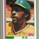 1982 Topps Baseball #633 Mitchell Page A's Pack Fresh