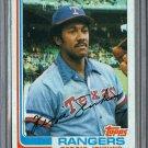 1982 Topps Baseball #624 Fergie Jenkins Rangers Pack Fresh