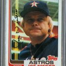 1982 Topps Baseball #611 Joe Niekro Astros Pack Fresh