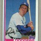 1982 Topps Baseball #577 Rick Monday Dodgers Pack Fresh