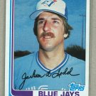 1982 Topps Baseball #565 Jackson Todd Blue Jays Pack Fresh