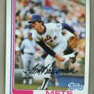 1982 Topps Baseball #524 Tom Hausman Mets Pack Fresh