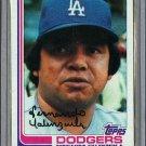 1982 Topps Baseball #510 Fernando Valenzuela Dodgers Pack Fresh