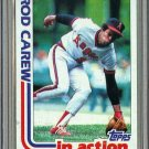 1982 Topps Baseball #501 Rod Carew Angels Pack Fresh