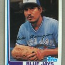 1982 Topps Baseball #437 Juan Berenguer Blue Jays Pack Fresh